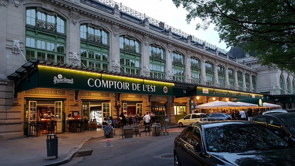 L'Est in Lyon