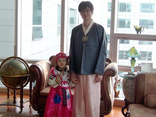 Seol: Gahyun and I