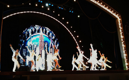 Musical 42nd Street Highlight performance at Lotte World