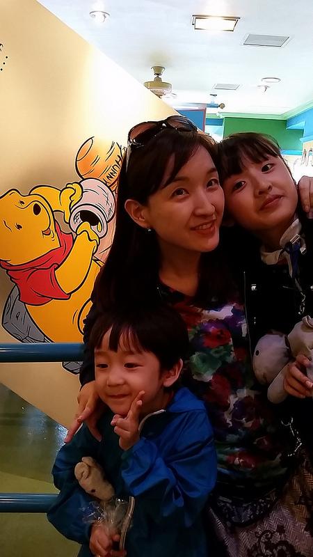 @Hong Kong Disney Land