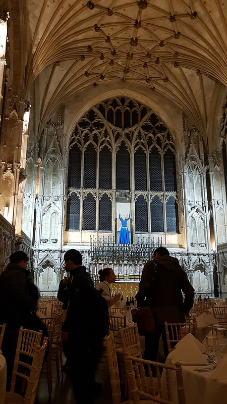 Ely Cathedral for WSDM 2017 Banquet
