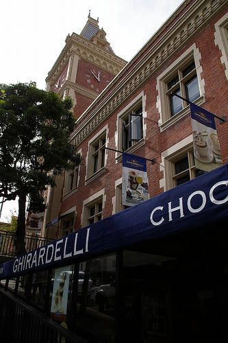 Ghirardelli Square