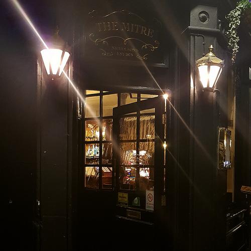 The Mitre, Cambridge UK