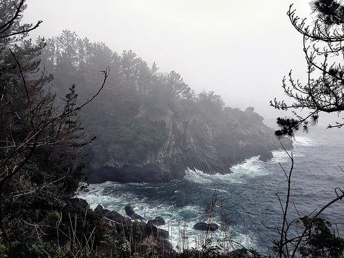 Cliff, Jeju