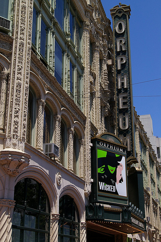 Wicked, San Francisco