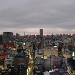 신주쿠 고질라호텔 (Hotel Gracery Shinjuku)