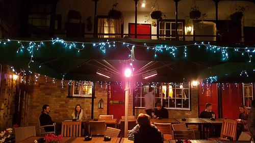 The Eagle, Cambridge UK
