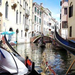 2017 이탈리아 가족여행 Day9-2: 베니스 곤돌라