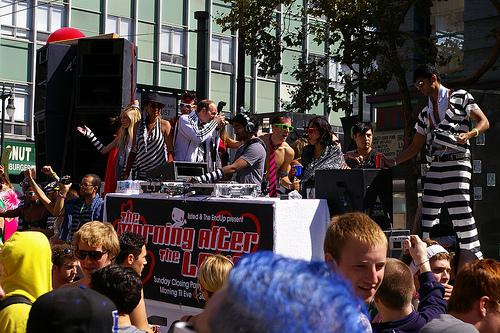 LovEvolution 2009, SF