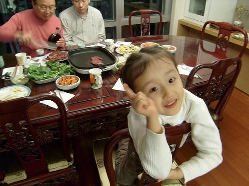 Dinner of Seol