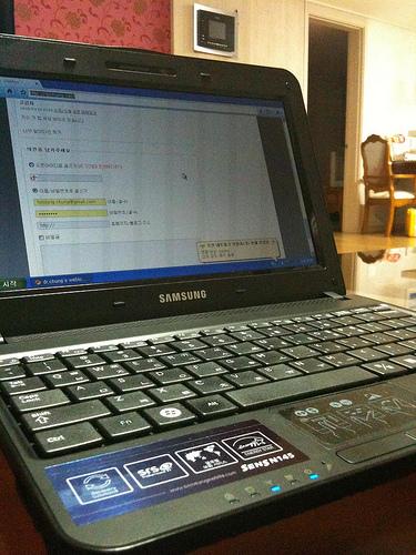 Prize for Hackday 2010: Samsung N145 Netbook