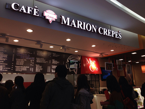 marion crepe at jamsil