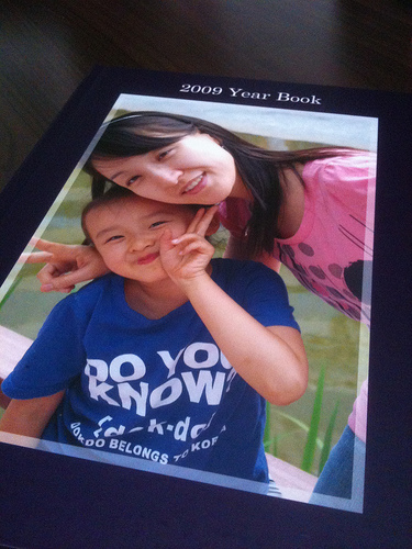 Photo album (2009 Yearbook)
