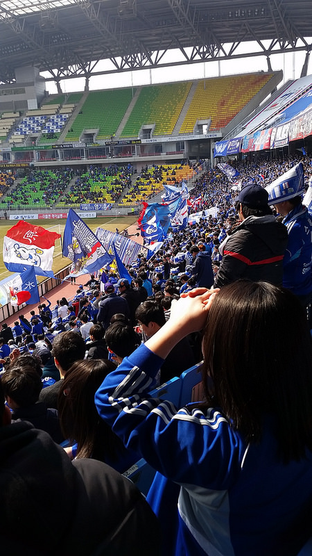 Suwon vs Pohang, K-league Classic, 2015