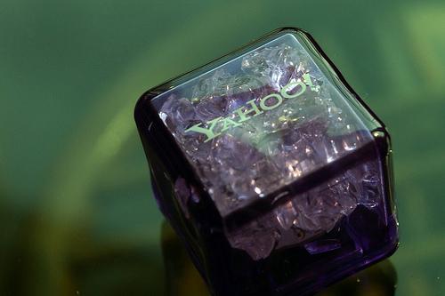 Lightening toy ice cube