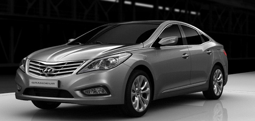 5G Grandeur, Hyundai