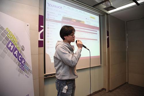 2010 Hackday Hoojung Presentation