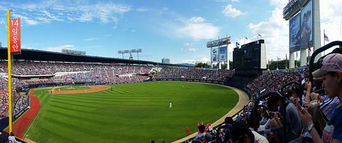 20140914 Jamsil ballpark