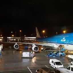 2017 프랑스 출장 (7) KLM 암스테르담-인천 (AMS-ICN) KL0855  월드 비지니스 클래스