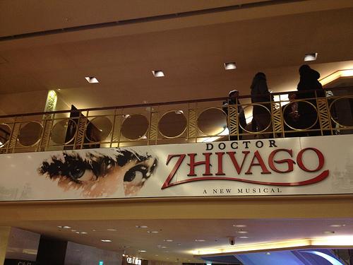 Musical Dr. Zhivago, Feb 2012