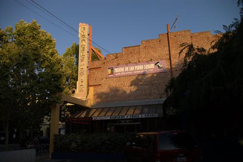 Theatre on San Pedro Square