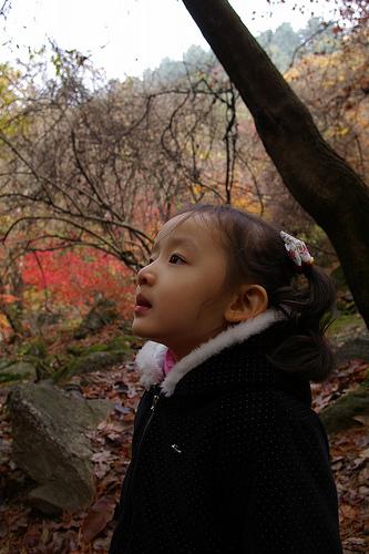 가을 여자