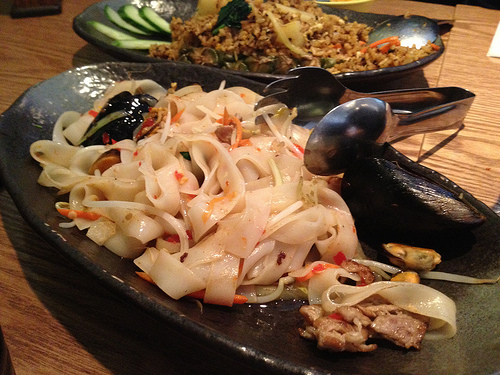 Saint Augustin, Thai restaurant in Songdo