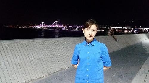 한화콘도 앞, Busan