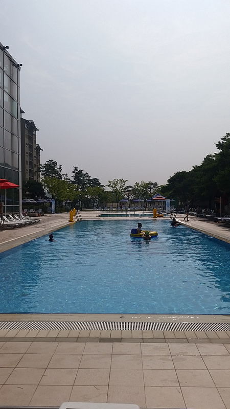Gonjiam Resort, Summer 2014