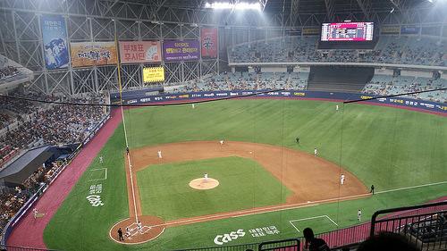 Gocheok Sky Dome, vs LG.