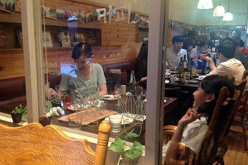 Gahyun's Birtyday Party Dinner @ BeneBene