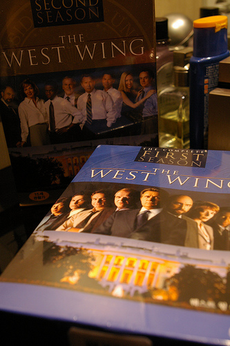 The West Wing, DVD