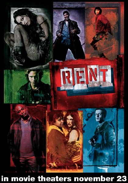 영화 렌트 포스터