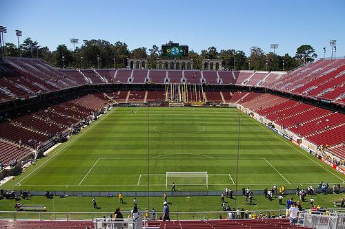 World Football Challenge: Club America vs Inter Milan at Stanford Stadium