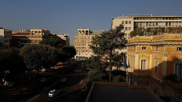 Hotel Alpi, Rome