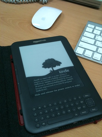 Kindle (3rd Generation)