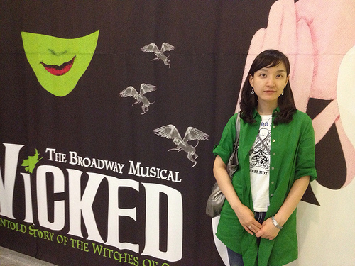Wicked in Seoul, 2012
