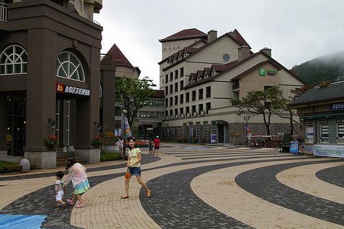 Alphensia Resort, PyeongChang