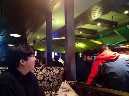 @ The Harp, Irish bar in 정자동
