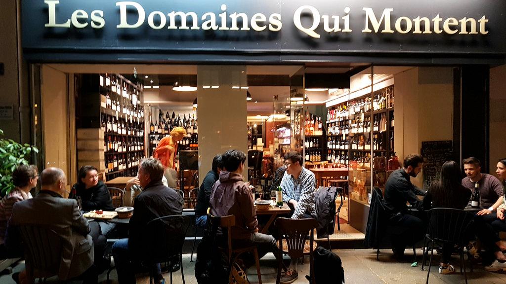 Le Domaines Qui Montent, Lyon