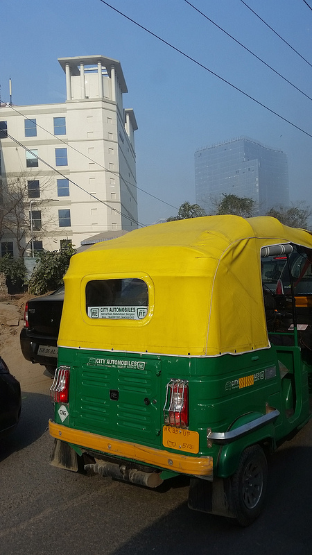 Biz trip to India