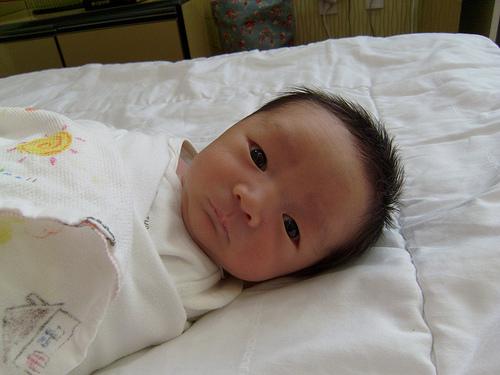 At postnatal care center