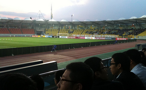 AFC Champions League 2010, Round of 16
