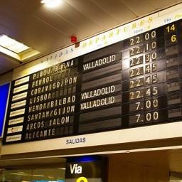 유럽 출장 – Hotel Train