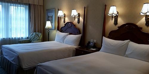 @HK Disney Land Hotel