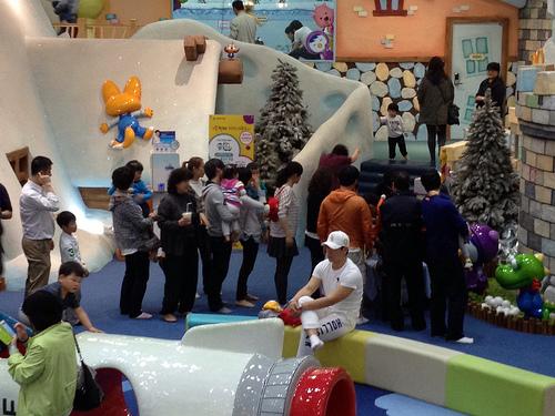 Jamsil Pororo Park, Children's Day 2013