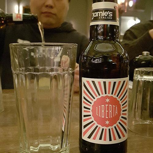 Beer @ Jamie's Italian
