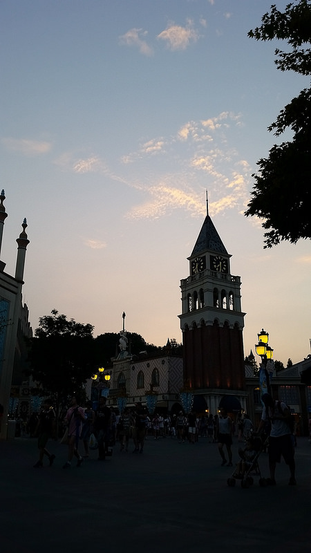 Everland in summer 2014