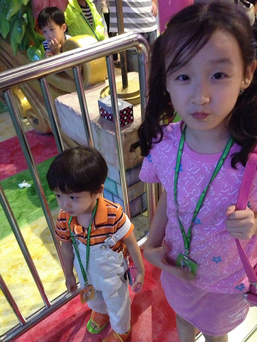 Lotte World Adventure on Sept 22, 2012