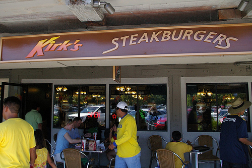 Kirk's Steakburgers, Palo Alto